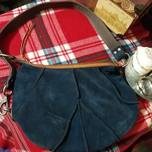 Lucky Brand Handbags - Lucky Brand leather hobo bag